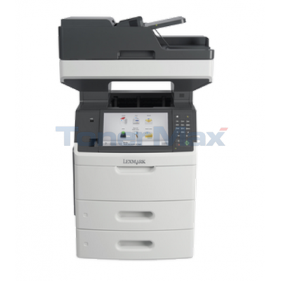 Lexmark MX711dthe